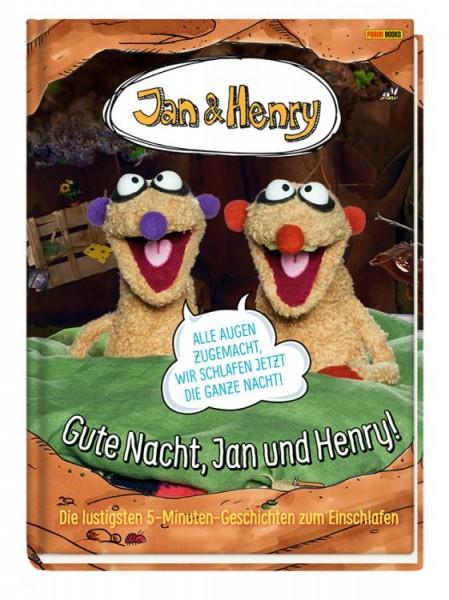 Jan & Henry - Gute Nacht, Jan und Henry! (Buch)