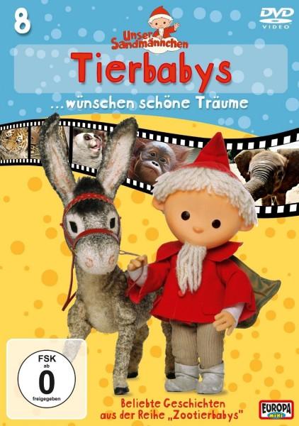 Unser Sandmännchen DVD Vol. 8