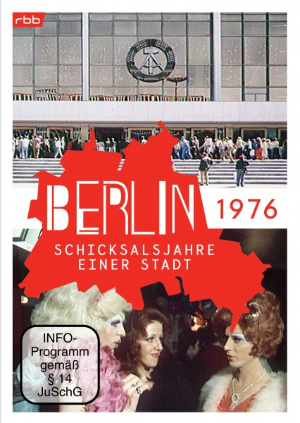 Berlin - Schicksalsjahre einer Stadt - 1976 (DVD)