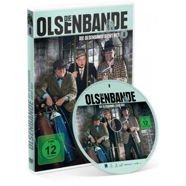 Die Olsenbande 8 (DVD)