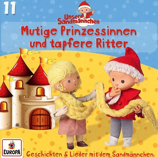 Unser Sandmännchen CD Vol. 11
