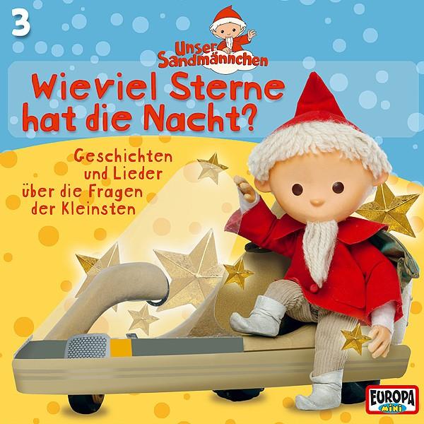 Unser Sandmännchen CD Vol. 3