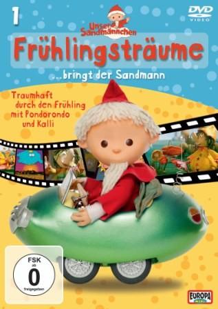 Unser Sandmännchen DVD Vol. 1