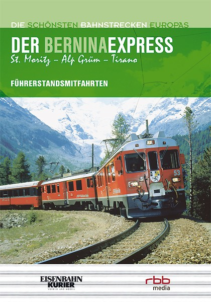 Der Berninaexpress Cover