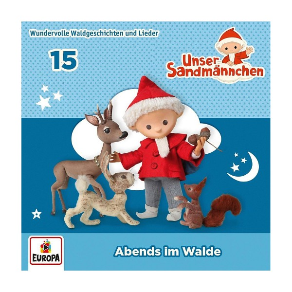 Unser Sandmännchen CD Vol. 15