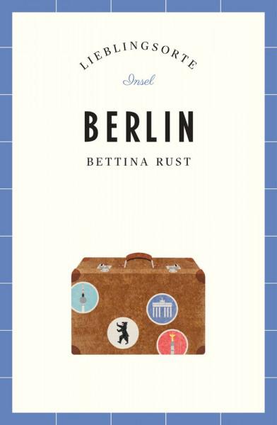 Lieblingsorte von Bettina Rust