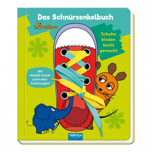 Die Maus - Das Schnürsenkelbuch
