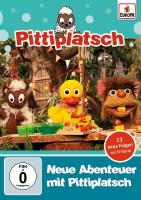 Neue Abenteuer mit Pittiplatsch (DVD) Frontcover