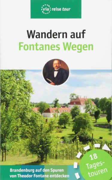 Wandern auf Fontanes Wegen Buch