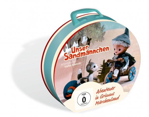 Unser Sandmännchen - Abenteuer in Grimms Märchenland (3er DVD-Box)