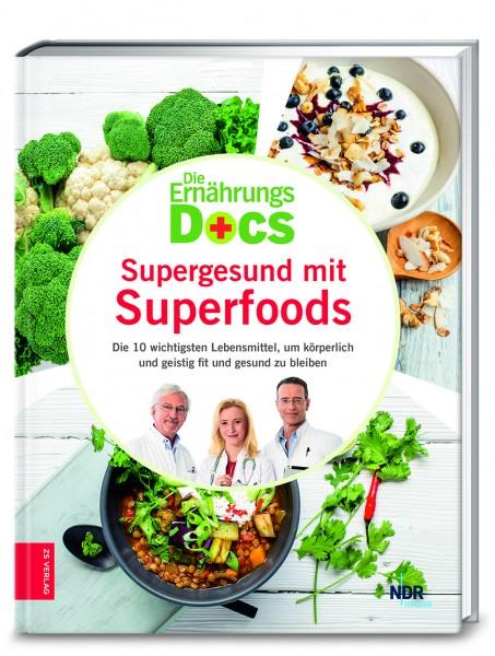 Die Ernährungsdocs - Supergesund mit Superfoods (Buch)