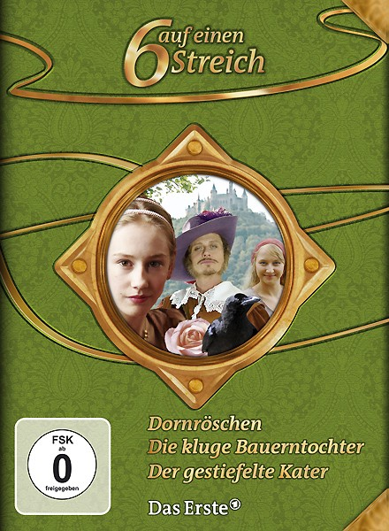 Sechs auf einen Streich Märchen Vol. 4 (3er DVD-Box)