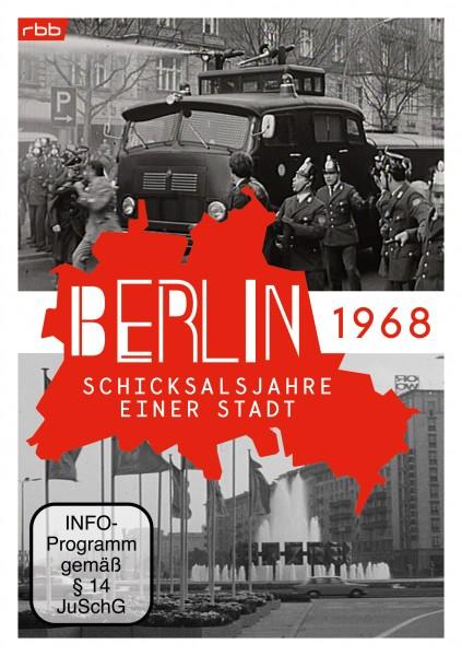 Berlin - Schicksalsjahre einer Stadt - 1968 (DVD)