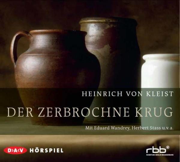 Heinrich von Kleist - Der zerbrochene Krug CD