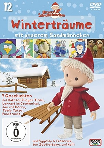 Unser Sandmännchen DVD Vol. 12