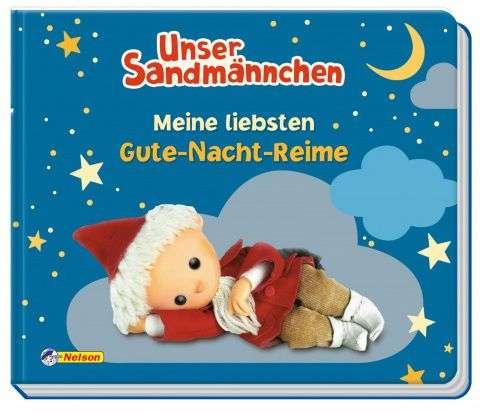 Gute Nacht Reime Buch Mit Dem Sandmannchen Rbb Shop