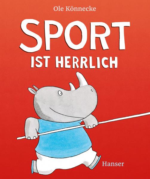 Sport ist herrlich (Buch)