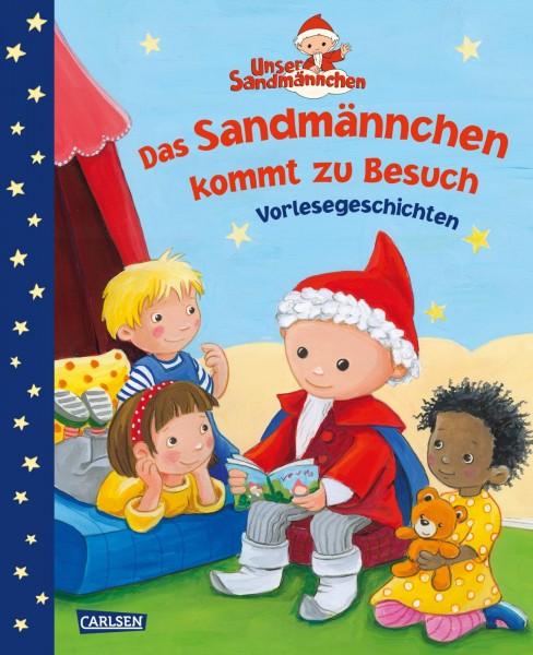 Das Sandmännchen kommt zu Besuch (Buch)