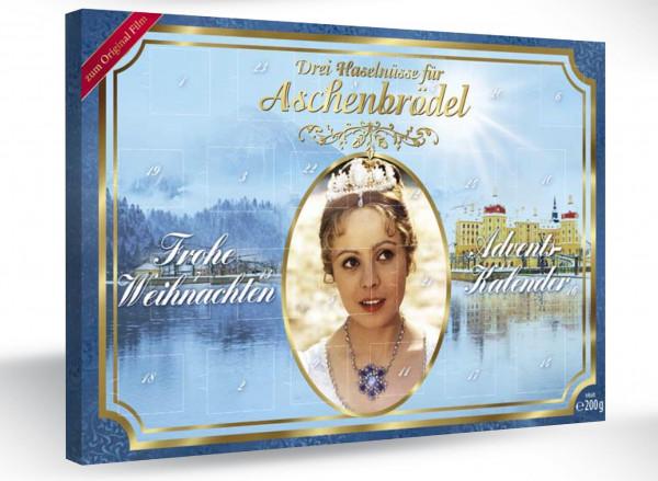 Schokoladen-Adventskalender Aschenbrödel 2020