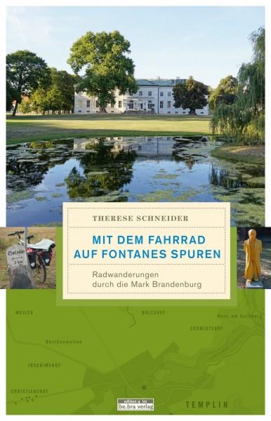 Mit dem Fahrrad auf Fontanes Spuren (Buch)