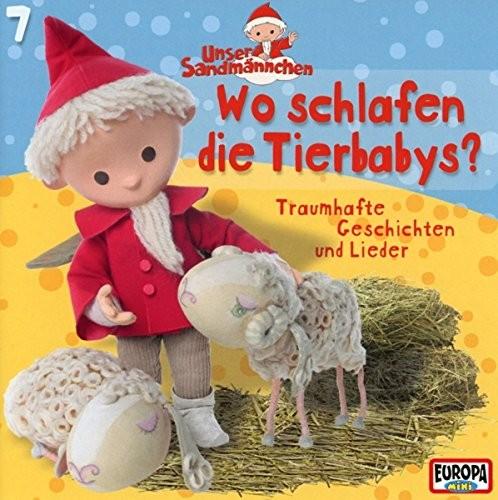 Unser Sandmännchen CD Vol. 7