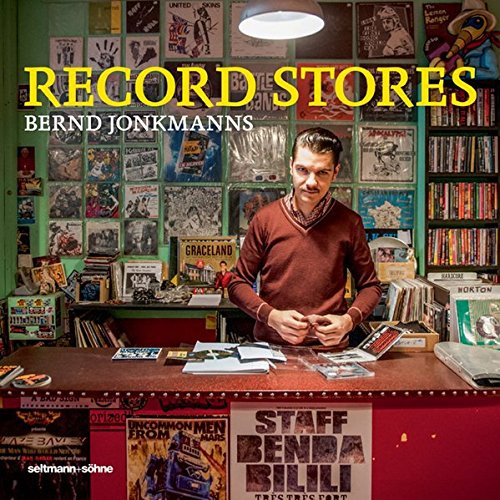 Record Stores (Buch)