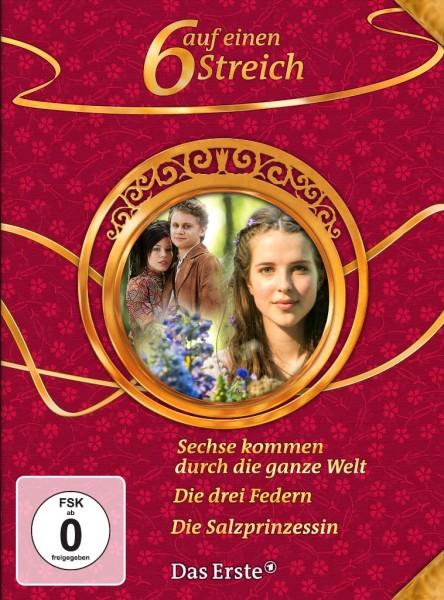 Sechs auf einen Streich Märchen Vol. 12 (3er DVD-Box)