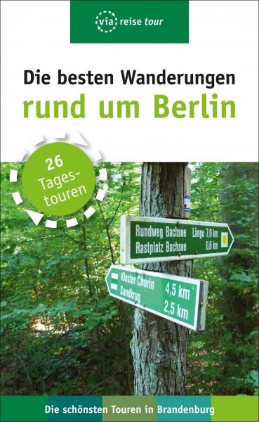 Die besten Wanderungen rund um Berlin (Buch)