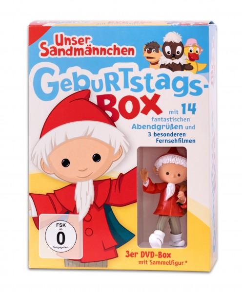 Unser Sandmännchen Geburtstagsbox