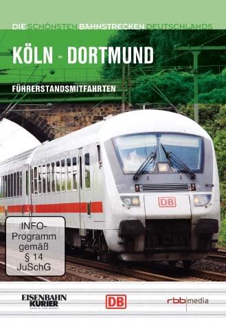 Von Köln nach Dortmund DVD