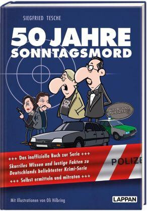 Tatort 50 Jahre Sonntagsmord Frontcover
