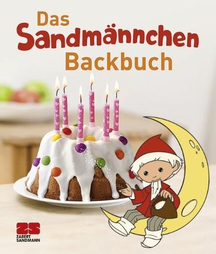 Das Sandmännchen Backbuch