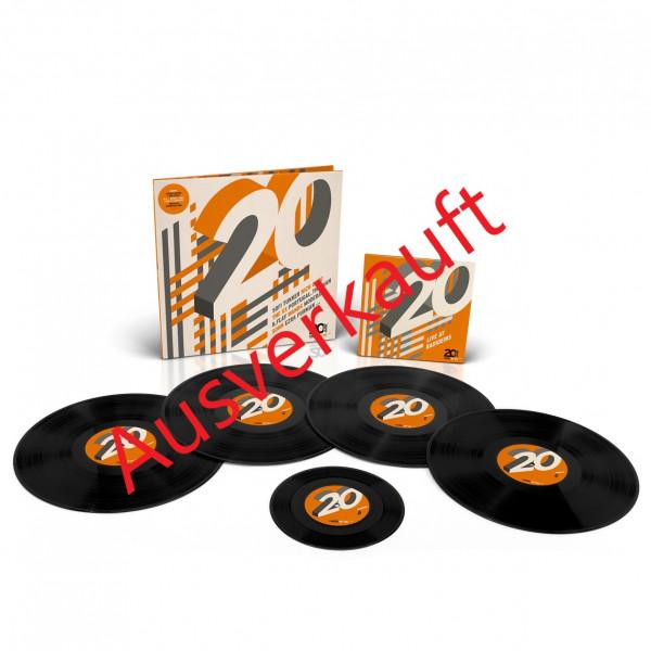 radioeins Vinyl 20 Jahre Compilation