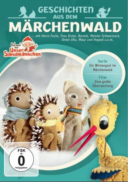 Geschichten aus dem Märchenwald DVD Vol. 6
