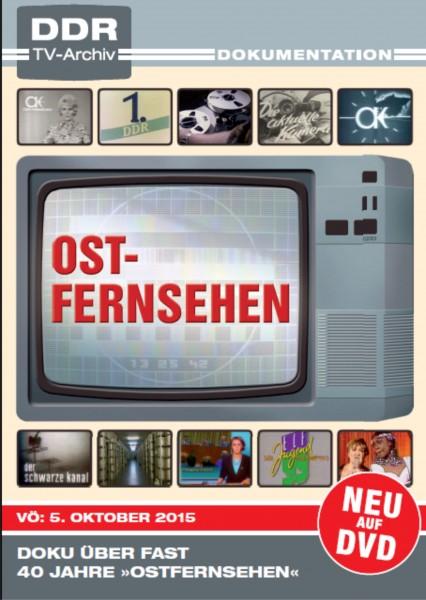 Ostfernsehen - Doku aus dem DDR-TV-Archiv (DVD)