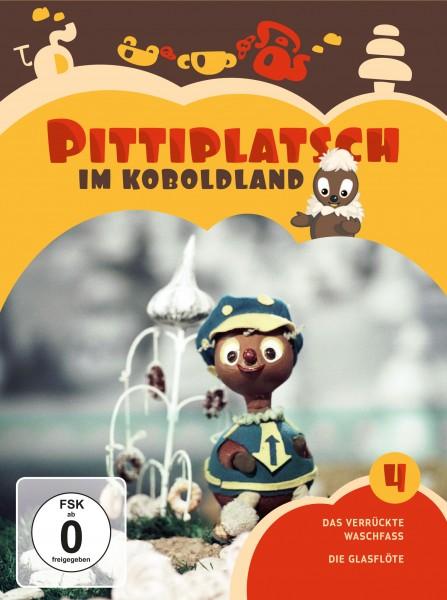 Pittiplatsch im Koboldland Box 4 (2er DVD-Box)