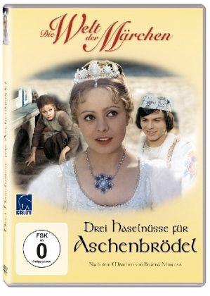 Drei Haselnüsse für Aschenbrödel (DVD)