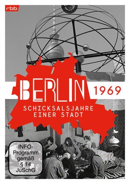 Berlin - Schicksalsjahre einer Stadt - 1969 (DVD)