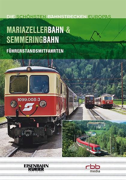 Mariazellerbahn & Semmeringbahn Cover