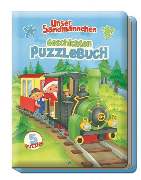 Unser Sandmännchen - Geschichten Puzzlebuch