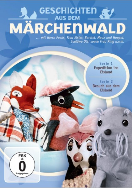 Geschichten aus dem Märchenwald DVD Vol. 5