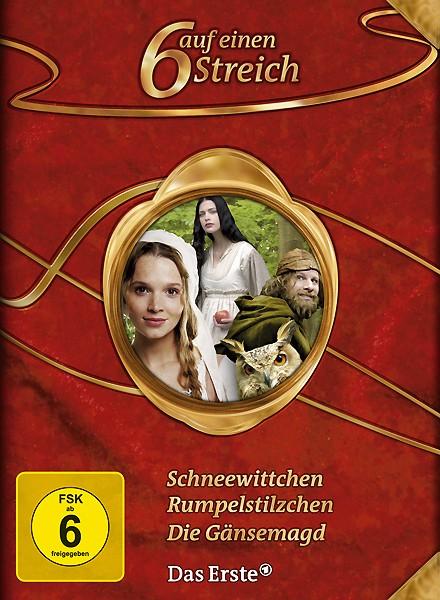 Sechs auf einen Streich Märchen Vol. 3 (3er DVD-Box)