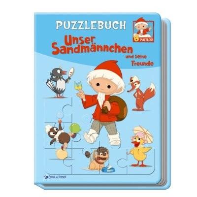 Unser Sandmännchen Puzzlebuch