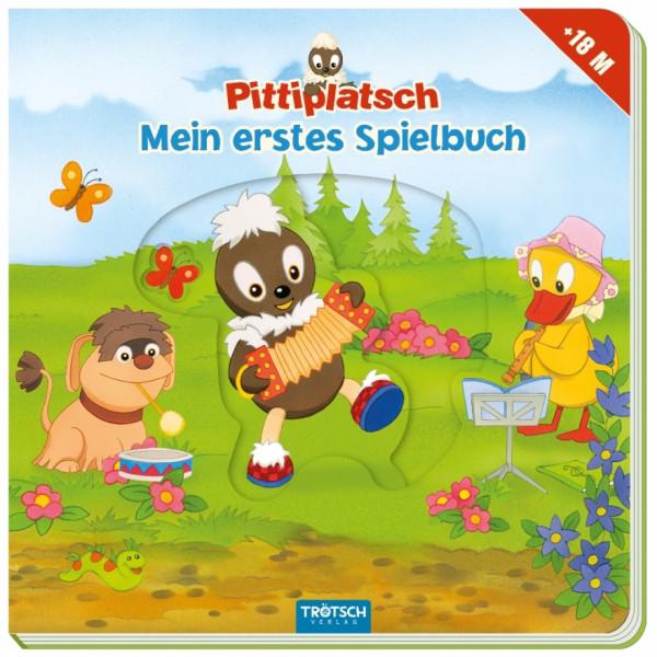 Pittiplatsch - Mein erstes Spielbuch