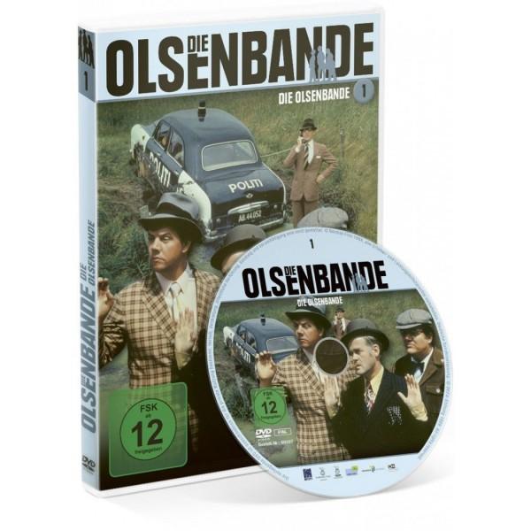 Die Olsenbande 1 (DVD)
