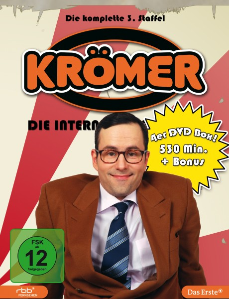 Kurt Krömer - Die internationale Show 3. Staffel (4 DVDs)