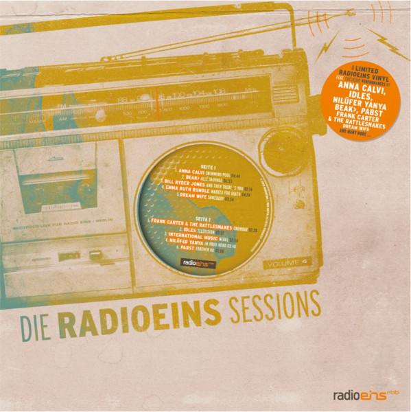 radioeins Vinyl Sessions Vol. 4
