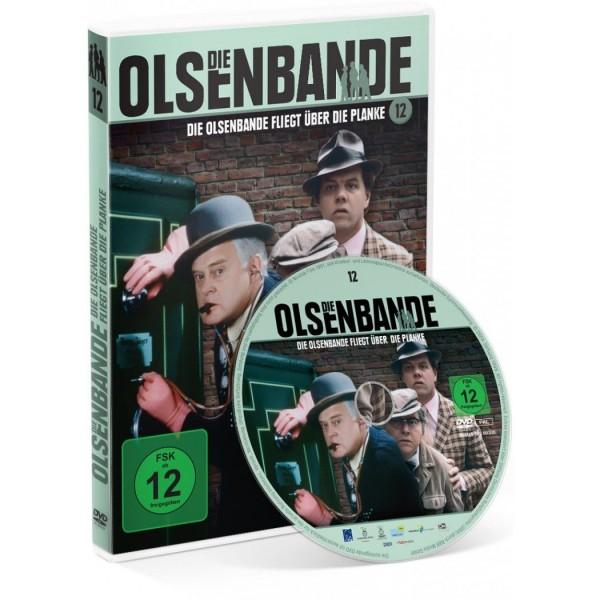 Die Olsenbande 12 (DVD)