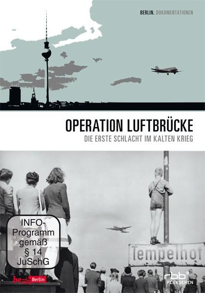 Operation Luftbrücke - Die erste Schlacht im kalten Krieg (DVD)