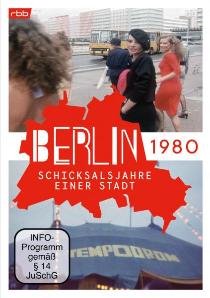 Berlin - Schicksalsjahre einer Stadt - 1980 (DVD)